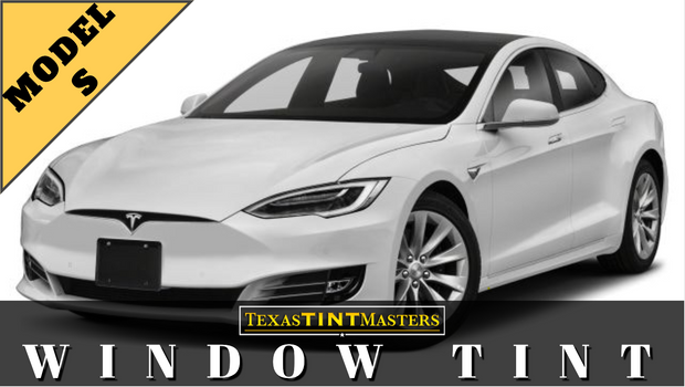 Tesla Model S | Ceramic TINT Install Packages | Pricing & Options