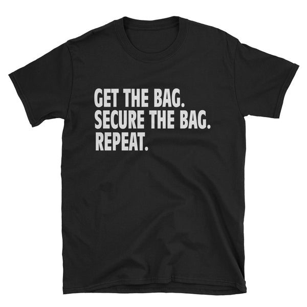 All About The Bag Short-Sleeve Unisex T-Shirt