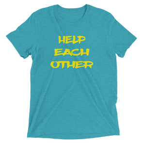 Help Each Other - PATYL - Pay Attention To Your Life