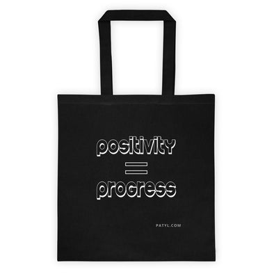 Positivity Tote - PATYL - Pay Attention To Your Life