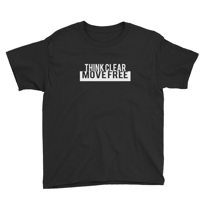 Think Clear / Move Free youth tee