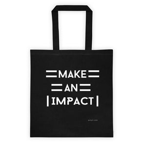 Impact Tote bag - PATYL - Pay Attention To Your Life