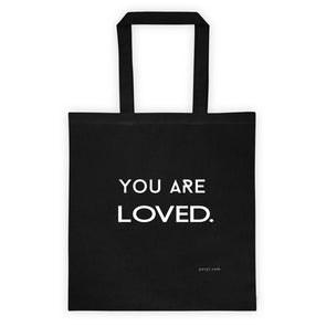 Love Tote bag - PATYL - Pay Attention To Your Life