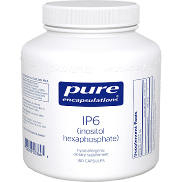 IP-6 500 mg 180 vcaps (IP61)