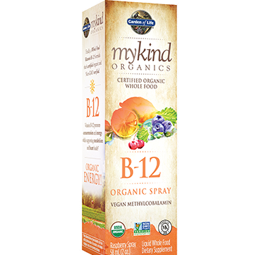 B-12 SPRAY ORGANIC VEGAN 2 OZ