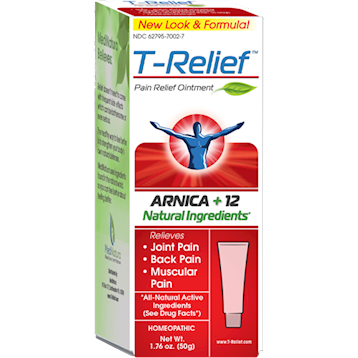 T-Relief Pain Cream 2 oz