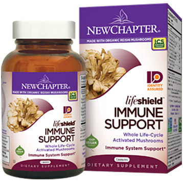 LifeShield Immunity Support 120 vegcaps
