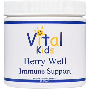 BERRY WELL IMMUNE SUPPORT 90g