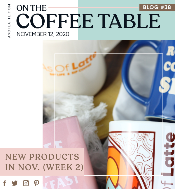 New Products In November (Week 2)