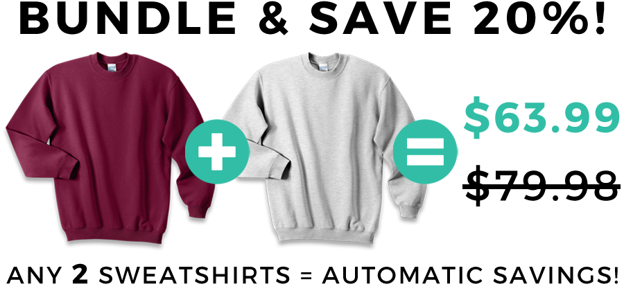 Sweatshirt Bundle