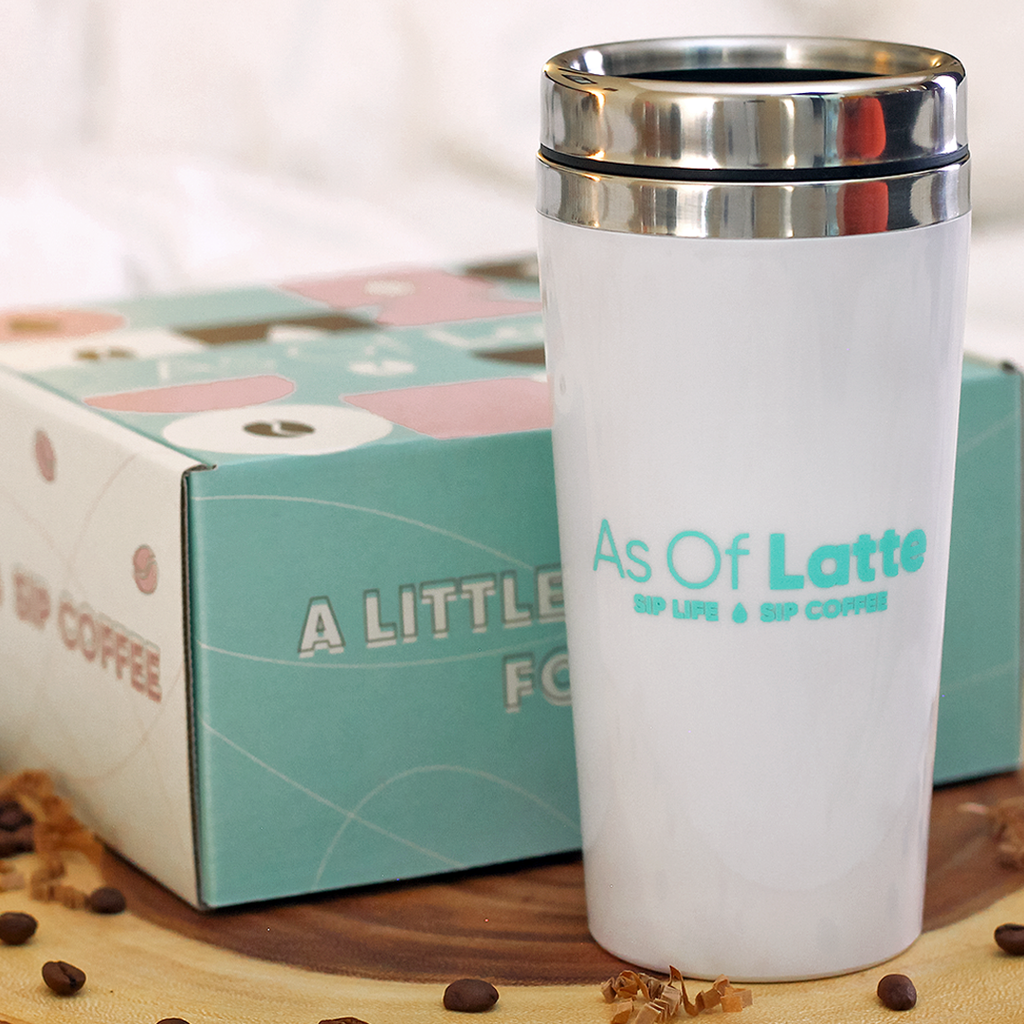 Adorable 16oz. insulated tumbler. Every good and perfect gift is from above. I run on Jesus for grace and coffee for the taste! Made in the USA. Ships worldwide.