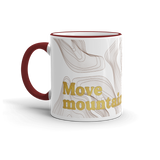 Move Mountains - Mug
