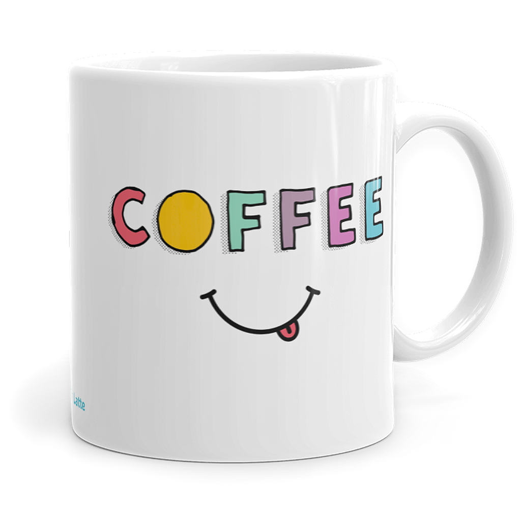 Coffee Smiley - Mug