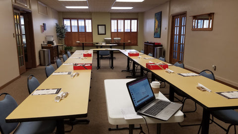 co-working space and conference room, Lima, Ohio
