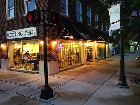 The Meeting Place on Market - coffee house and cafe in downtown Lima, Ohio