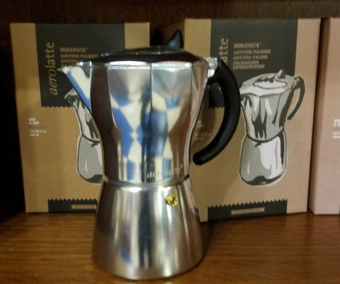 How to brew using a Moka Pot