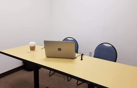 Private office space in Lima, Ohio at The Coworking Center