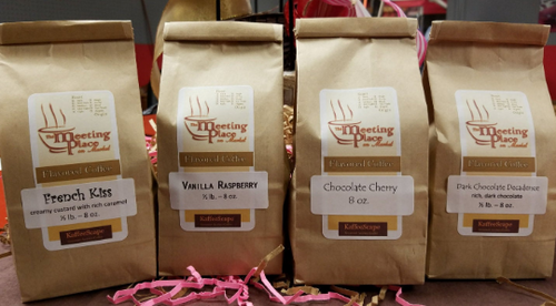 Chocolate and Vanilla Gourmet Coffee Sampler