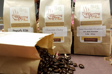 Set of 4 - 1/2 lb (8oz) Bags of Flavored Coffee