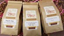 Chocolate Coffee Sampler, Set of 3 Bags of Whole Bean or Ground Gourmet Coffee - The Meeting Place on Market
