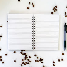 You can do it! Coffee note book