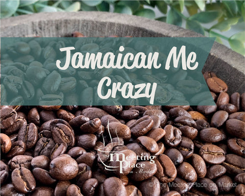 Jamaican Me Crazy Flavored Coffee Beans / Ground Coffee