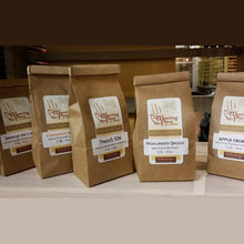Variety of Five Gourmet Coffees
