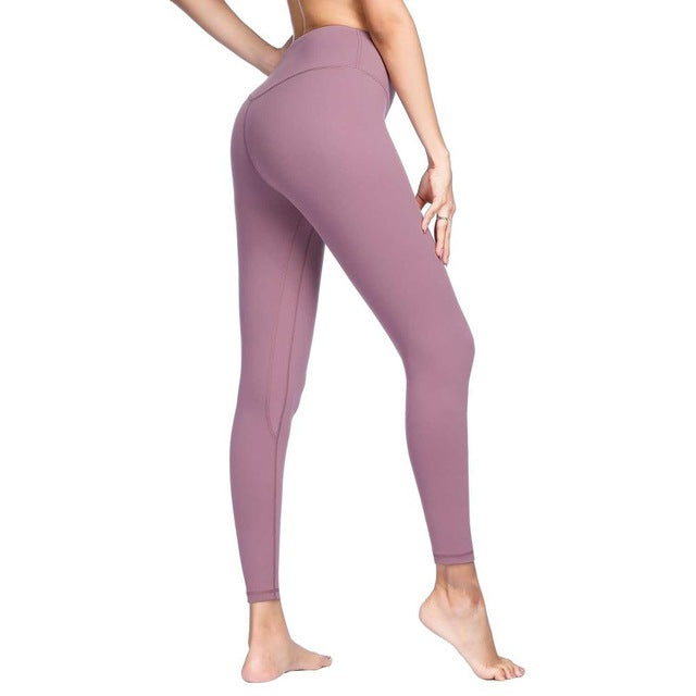 Brice Leggings in Lilac