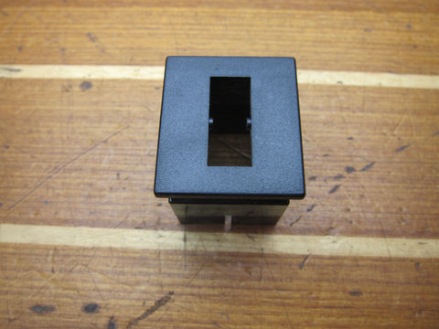 Carling Technologies 8M2-C-121 One Pole Panel Switch Mount Hole Plug