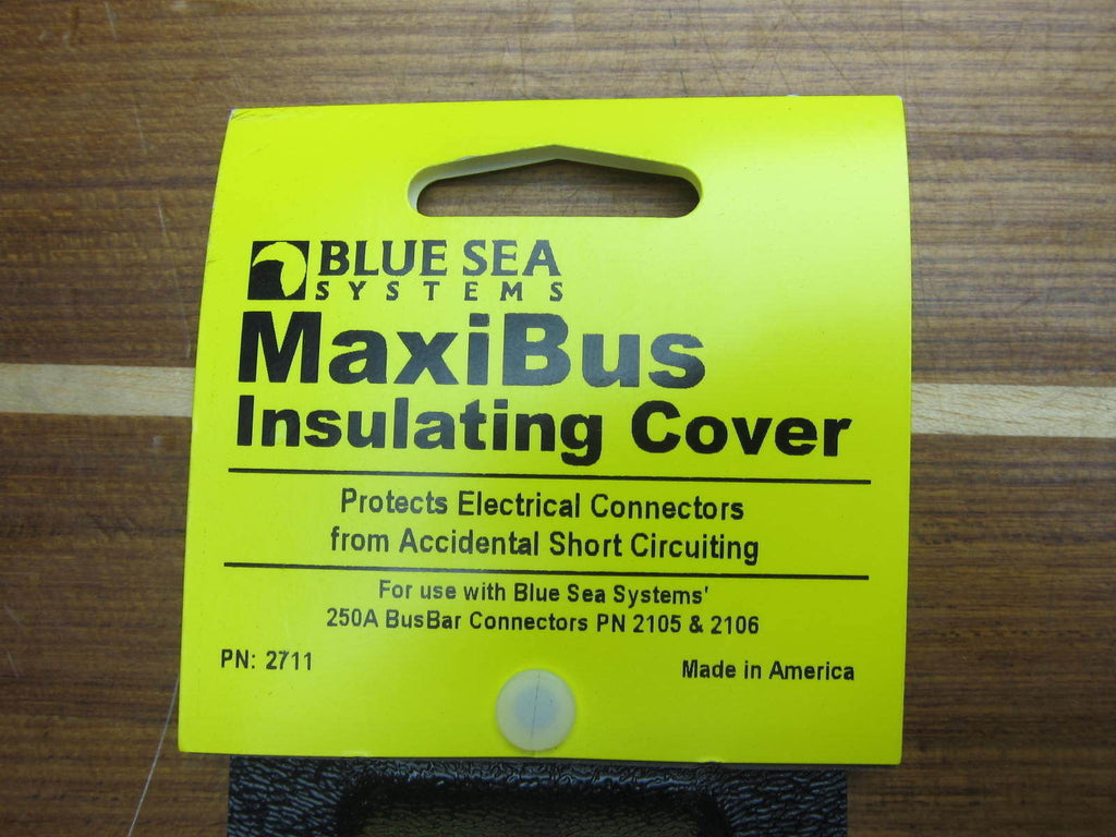 NEW Blue Sea Systems MiniBus Insulating Cover Protects connectors