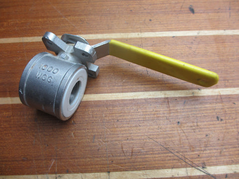 "Apollo Conbraco 85-200-01 CF8M 316 Stainless Steel 3/4"" in. Ball Valve Stem"