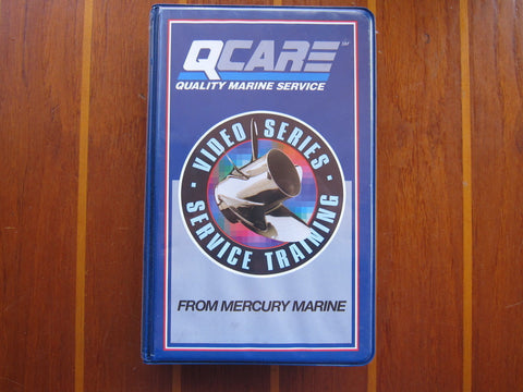 Mercury Mariner 90-823732-52 Video Manual Mercruiser OFF-SEASON Storage