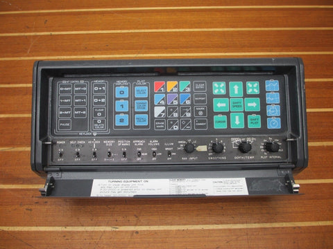 Furuno GD-2009 Vintage Marine Boat Video Plotter Control Unit