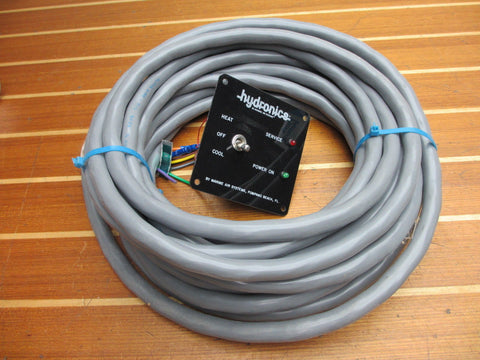 Dometic Marine Air Hydronics HVAC Chiller System Control Switch and Harness