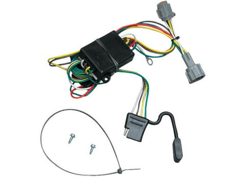 Draw-Tite 18359 1996-Current Chevy S10 GMC S15 Sonoma Isuzu Hombre Trailer Wiring Harness
