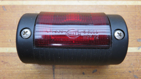 Hella Marine Series 25 Classic Boat Sailboat Port Side Red 2 NM Navigation Light