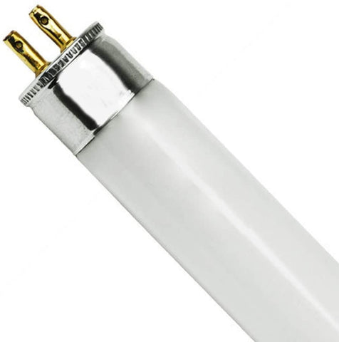 "Abco BC-F8T5/CW Line O Lite Miniature Tube Lamp Cool White T5 12"" 8W Fluorescent Light Bulb"