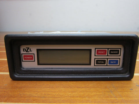 DZL Boat Yacht Fuel Management Display Head - Second Wind Sales