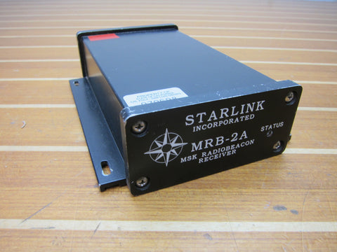 Starlink MRB-2A MSK Radiobeacon Receiver - Second Wind Sales