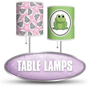 Table Lamps | Speckle Rock
