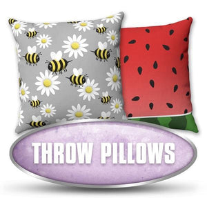 Throw Pillows | Speckle Rock