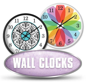 Wall Clocks | Speckle Rock