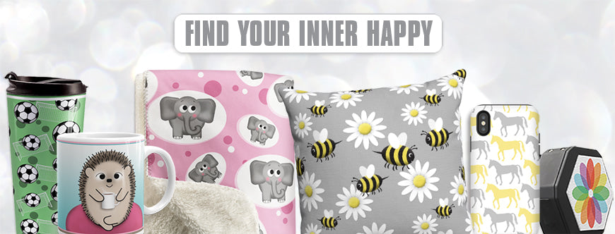 Find your inner happy at Speckle Rock