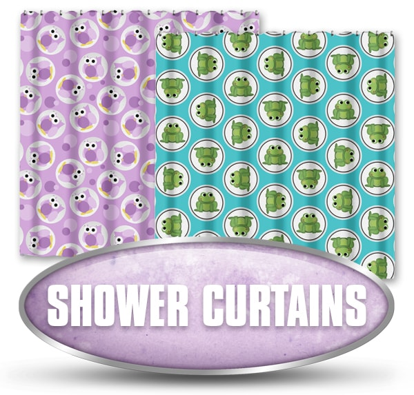 Shower Curtains online at Speckle Rock
