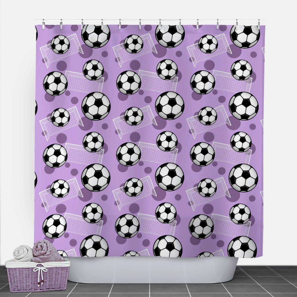 Shop for Shower Curtains at Speckle Rock