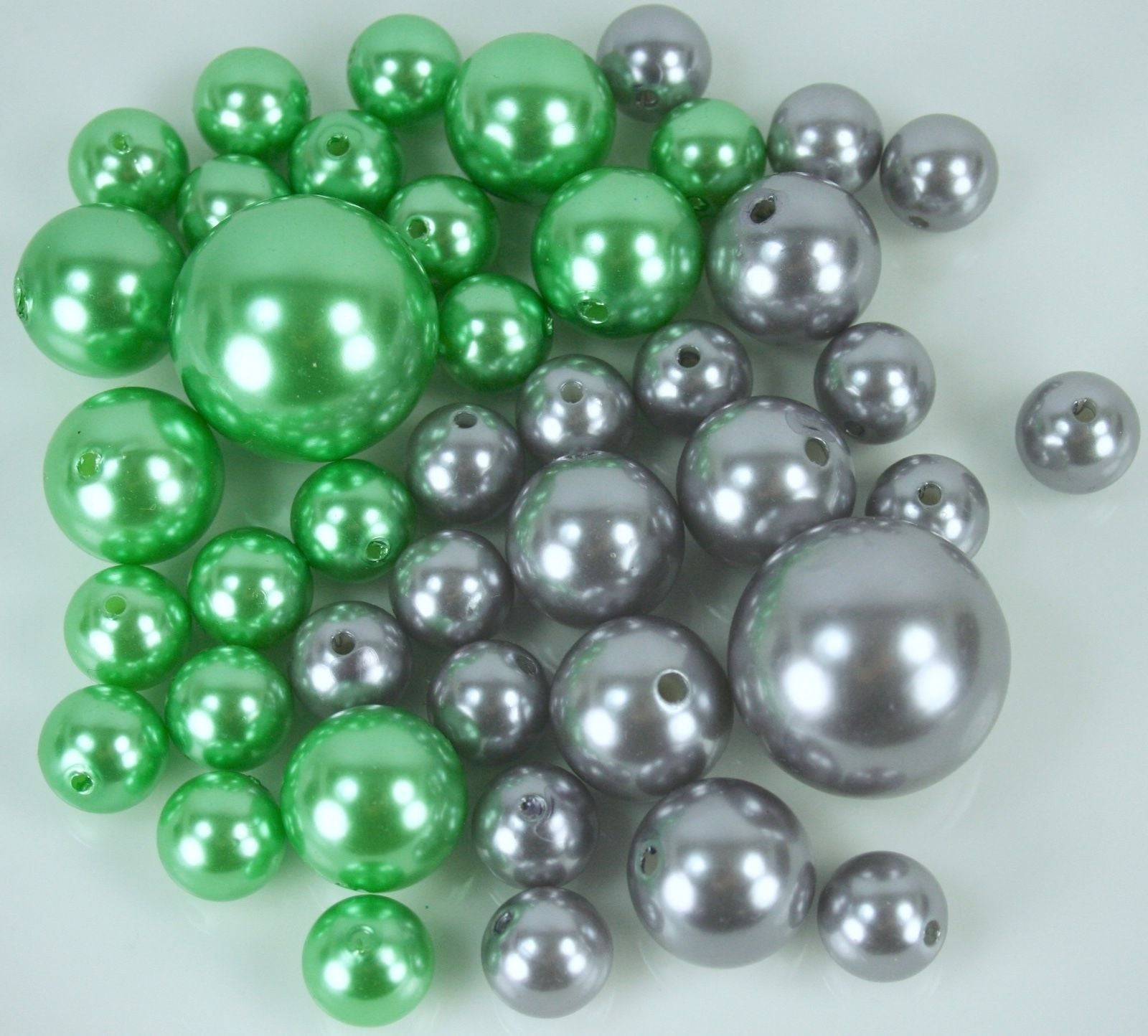 spacetrader wholesale x swirl bead supplies colour beads in australia mix double glass buy bulk