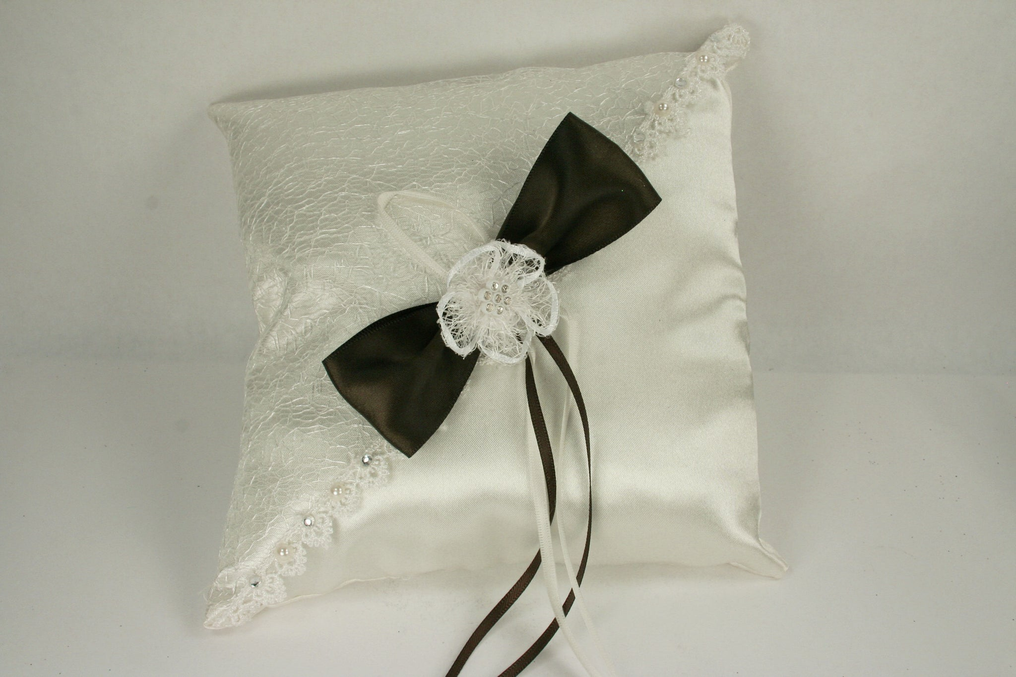 pillow wedding to watch ring your youtube attaching