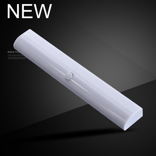 Wireless 10 LED Under Cabinet Light PIR Motion Sensor Led Night Light - SheilaFans.com