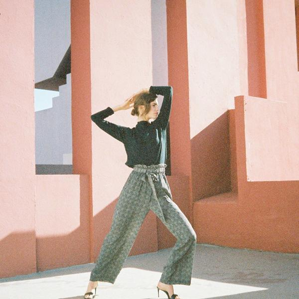 La Muralla Roja: MLM Label x WallCandy | MLM LABEL