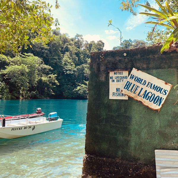 THE WALLCANDY TRAVEL GUIDE TO PORT ANTONIO & THE BLUE LAGOON | MLM LABEL